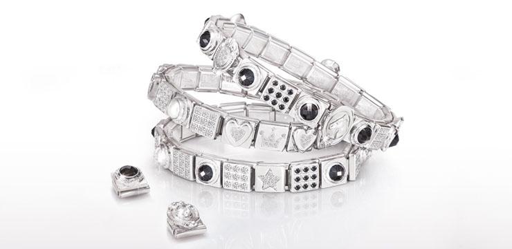 Bracelets Rings Necklaces Earrings  Nomination Jewellery c5ce39c591